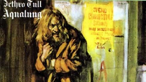 """Mar. 19: """"Aqualung"""" by Jethro Tull was released today in 1971"""