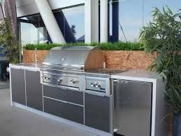 Give your kitchen a makeover by building high quality outdoor kitchen cabinets.