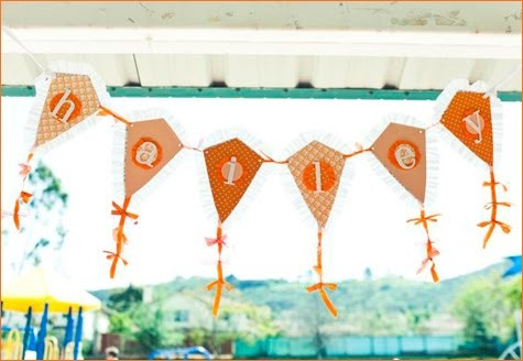 Enchanté: FESTA DA PIPA - A PEDIDO DA GLEICE (EDITADO): Kites Banners, Party'S, Birthday Banners, Kites Birthday, Birthday Parties, Birthdays, Kites Parties, Parties Ideas, Kites Decor