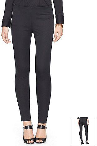 Lauren Ralph Lauren® Petites' Stretch-Cotton Skinny Pants