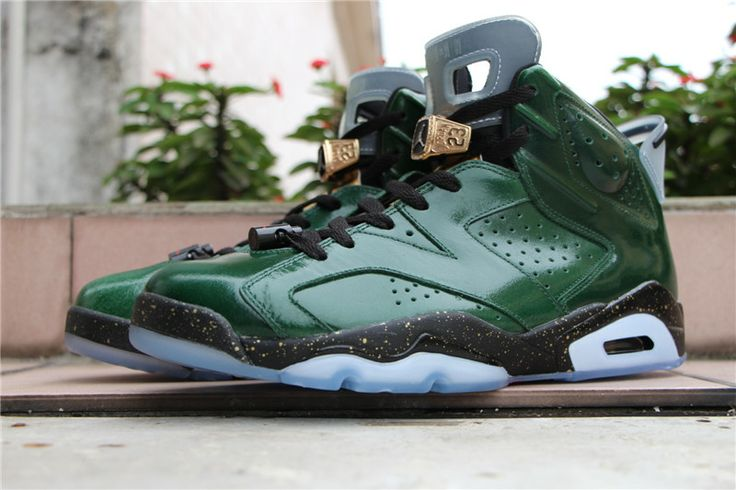 "Air Jordan 6 ""Champagne Bottle"""