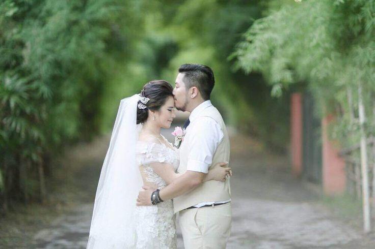 Pernikahan dengan Tema Rustic di Hotel Westin Bali -