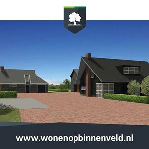 Type Beekweide is de woning met het meest landelijke karakter, afgewerkt met enkele tijdloze en moderne accenten. Unieke details zijn de horizontale houtafwerking op de buitenzijde van de muren en de raampartijen tot aan het vloeroppervlak.