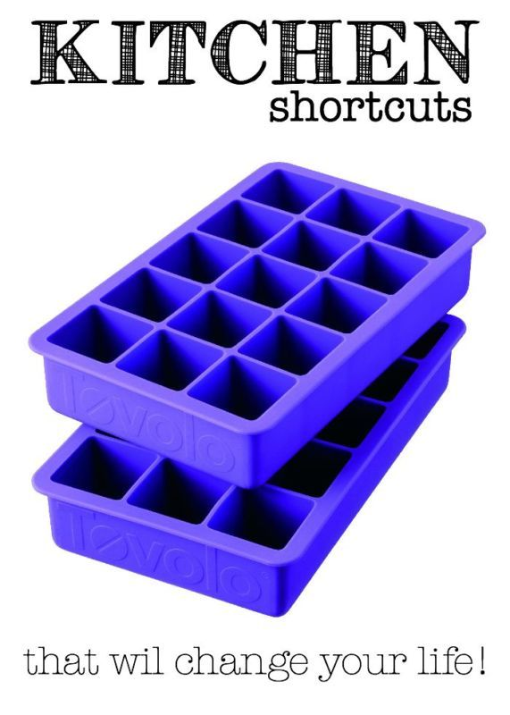 Kitchen Shortcuts that will change your life!