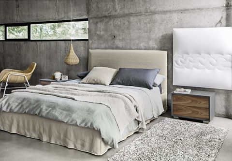 Need some ideas for your bedroom? Our provider Gervasoni is here.