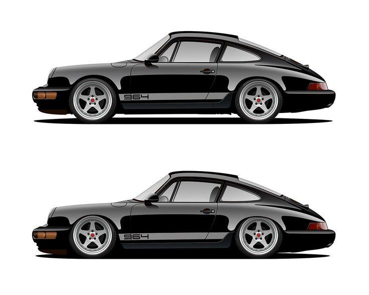 80 best Auftragsnummer 964 images on Pinterest | Porsche 911 ... Porsche Jason Carter on