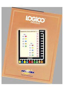Marci fejlesztő és kreatív oldala: Logico Piccolo - Fejszámolás 100-as számkörben