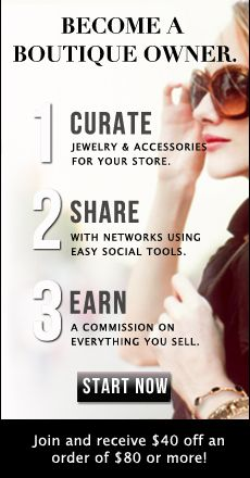 Sign up for your own FREE online boutique!