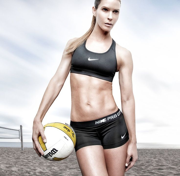 Who are some notable sports models?
