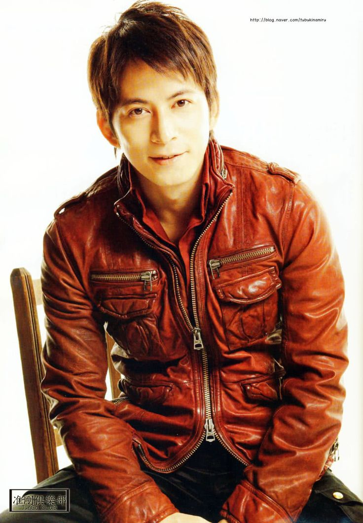 岡田 准一 Okada Junichi from V6