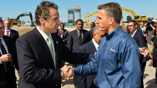"""Andrew Cuomo's SolarCity Boondoggle Just Keeps Going Bad    SolarCity, the star feature of Andrew Cuomo's """"Buffalo Billion"""" program to revitalize Upstate New York by picking a winner and subsidizing it is fading fast.  http://naturalgasnow.org/andrew-cuomos-solarcity-boondoggle-just-keeps-going-bad/"""