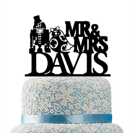 r2d2 and bb8 wedding cake topper best 25 wars cake toppers ideas on 18949
