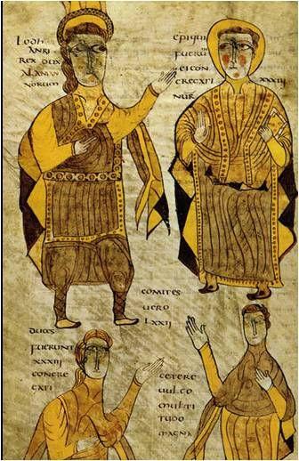 Breviário de Alarico (ou Lex Romana Visigothorum) É uma compilação de leis romanas em vigor no reino Visigodo de Tolosa, durante o reinado de Alarico II (487-507 d.C.) e promulgado a 2 de Fevereiro de 506. É também referido como Breviarium Alarici, Breviarium Alaricianum, Código de Alarico e Breviário de Aniano.