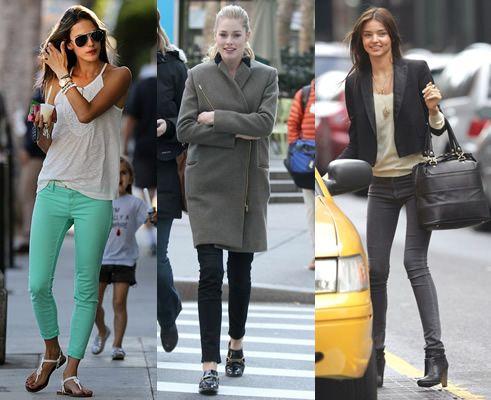 Régime mannequin: Les mannequins de Victoria's Secret