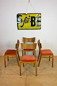 Gorgeous set of 60s dining chairs78 best Vintage   Retro Furniture images on Pinterest   Retro  . Old Dining Chairs Leicester. Home Design Ideas