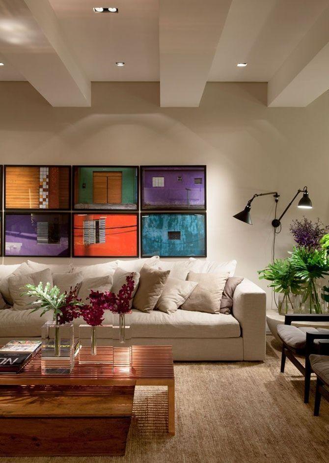 #474665 25 melhores ideias sobre Salas de estar modernas no Decoração moderna Sofá de  670x941 píxeis em As Mais Modernas Poltronas Sala De Estar
