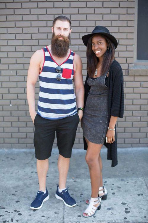 ♥ Interracial Couples...Cute ♥