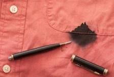 #Comepulire le macchie di inchiostro da tessuti e altri materiali