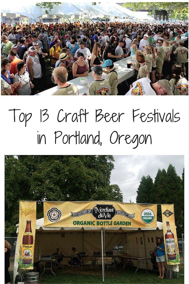 2019 Top Craft Beer Festivals in Portland, Oregon