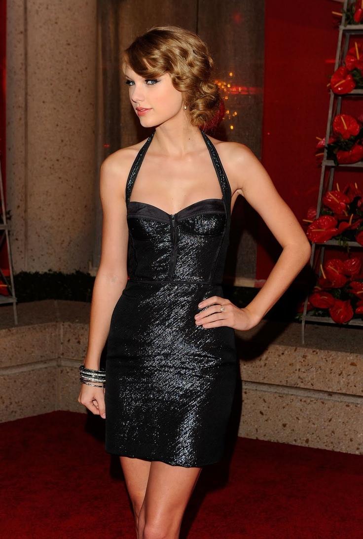 61 besten Taylor Swift: Black dress Bilder auf Pinterest | Taylor ...