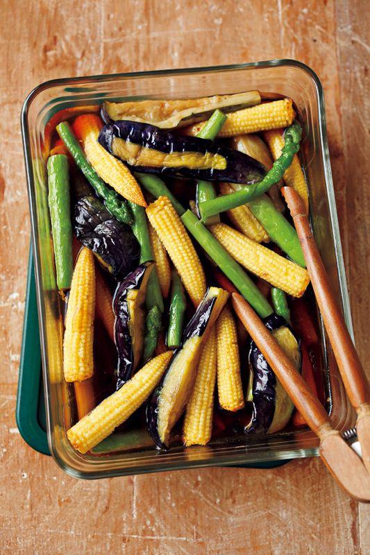 人気の味で野菜をたっぷりとる、作り置き副菜。【オレンジページ☆デイリー】料理レシピをはじめ、暮らしに役立つ記事をほぼ毎日配信します!