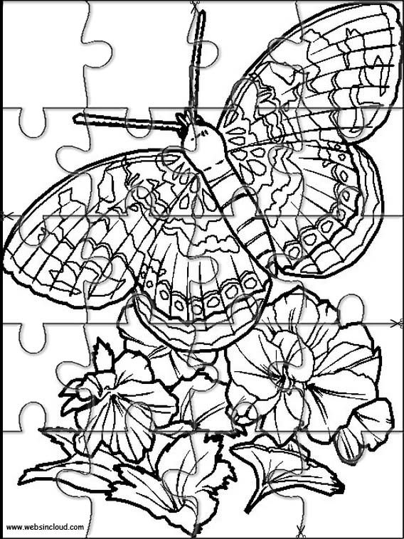 kids cut out coloring pages - photo#34