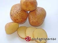 καταψύχω πατάτες
