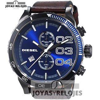 ⬆️😍✅ Diesel - Reloj Masculino 😍⬆️✅ Increíble Modelo perteneciente a la Colección de RELOJES DIESEL ➡️ PRECIO 174.9 € Lo puedes comprar en 😍 https://www.joyasyrelojesonline.es/producto/diesel-0-reloj-de-cuarzo-para-hombre-con-correa-de-cuero-color-marron/ 😍 ¡¡Ofertas Limitadas!! #Relojes #RelojesDiesel #Diesel