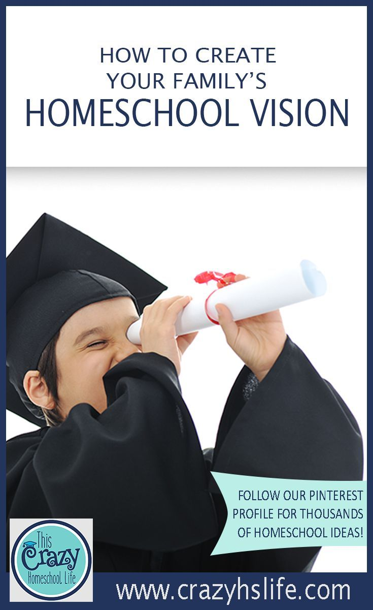 Your family's homeschool vision is the how of your homeschool life. Use our 5 easy steps to create a strong vision for your family to focus on during your homeschool years.