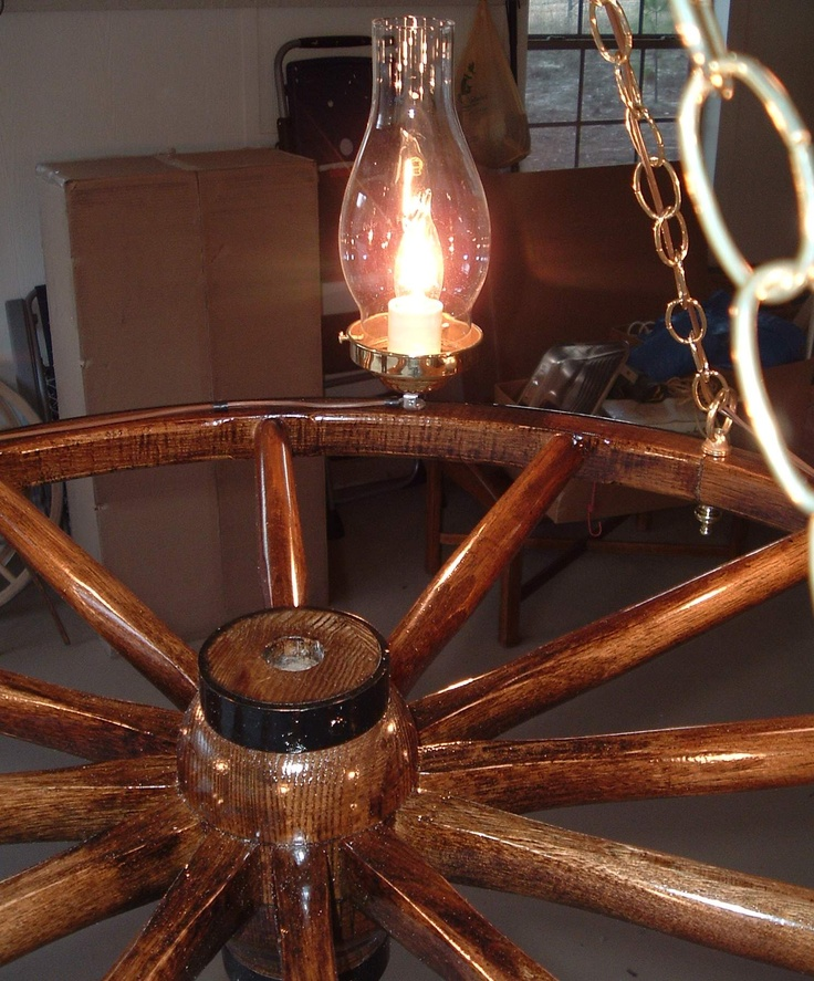 Wagon Wheel Chandeliers Amish Country Products And More