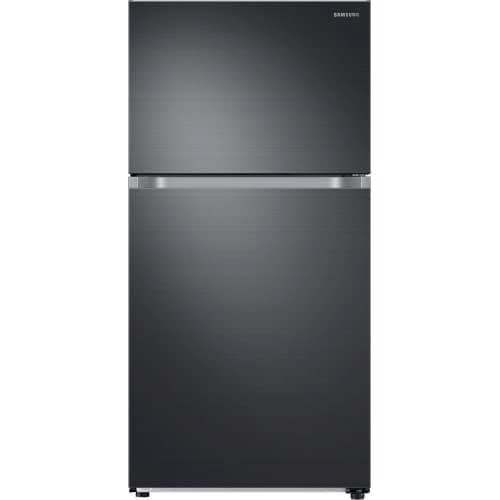 Samsung RT21M6215 33 Inch Wide 21.1 Cu. Ft. Energy Star Rated French Door Refrigerator with Internal Ice Maker (