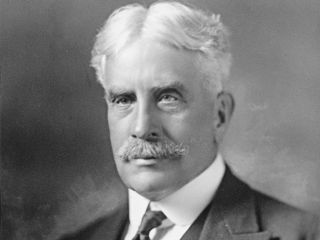 Robert Laird Borden, opened City Hall with golden key on June 26, 1911 when he was still the head of the opposition party (later became Prime Minister of Canada)