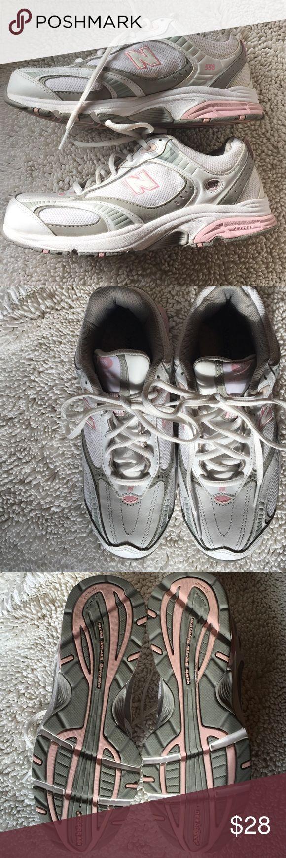 New Balance Ladies 558 shoes hardly worn size 8 New Balance 558 Ladies shoes Size 8 New Balance Shoes