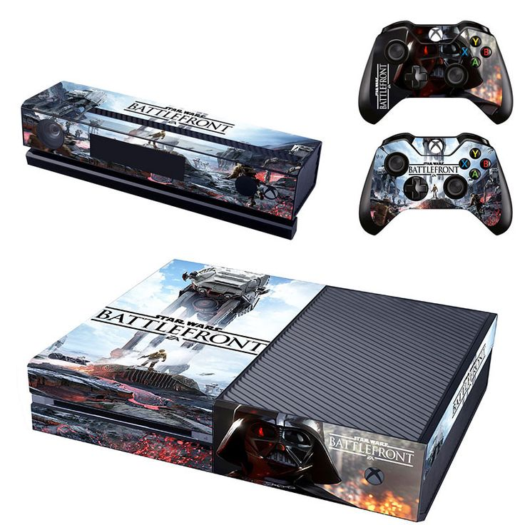 Star Wars Battlefront Skin for XBOX ONE - LIMITED EDITION