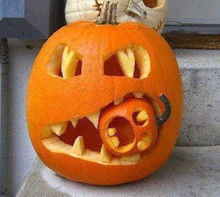 Rosely Pignataro: Decorating for Halloween