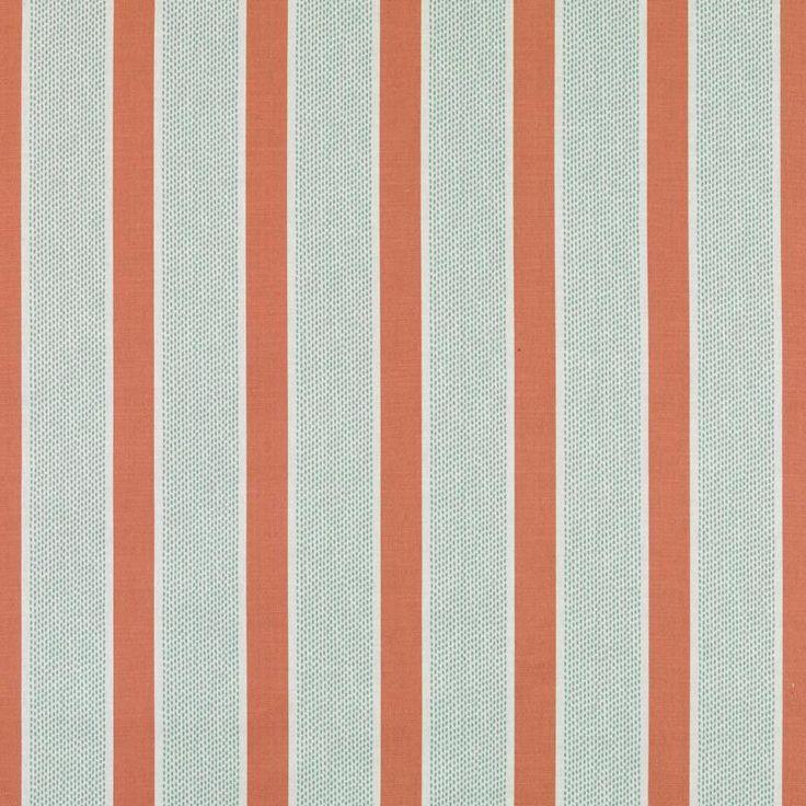 Pattern #:21087-31 Pattern Name: EZE, CORAL Book #2937 : Tilton Fenwick Prints Book #2934 - Lipstick, Poppy: Tilton Fenwick Collection