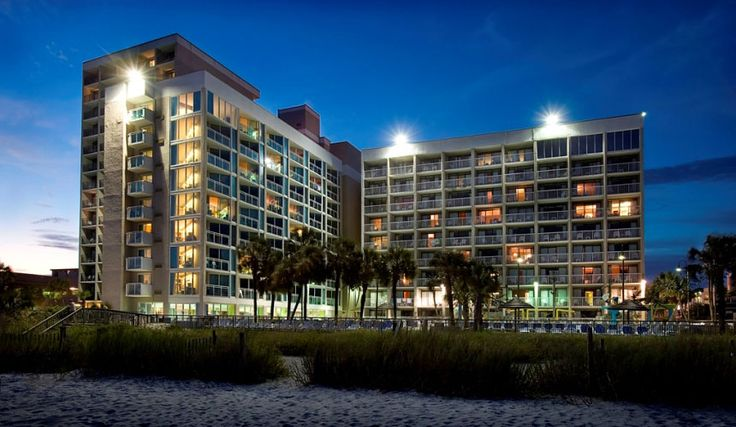 Hotels Near Captain Quarters Myrtle Beach Sc