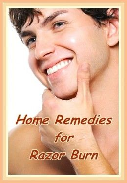 Razor burn is a problem for both men and women so check out these home remedies that bring soothing relief quickly and cheaply!