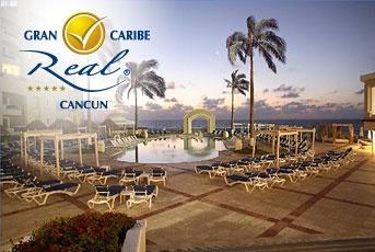 Gran Caribe Real, Cancun, Mexico - Christmas 2011
