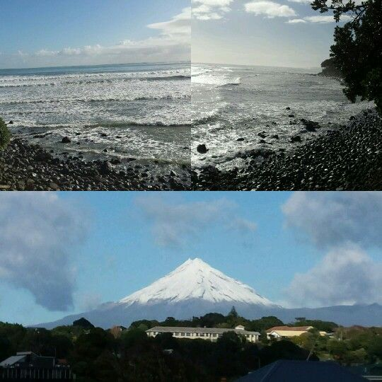 New Plymouth autumn