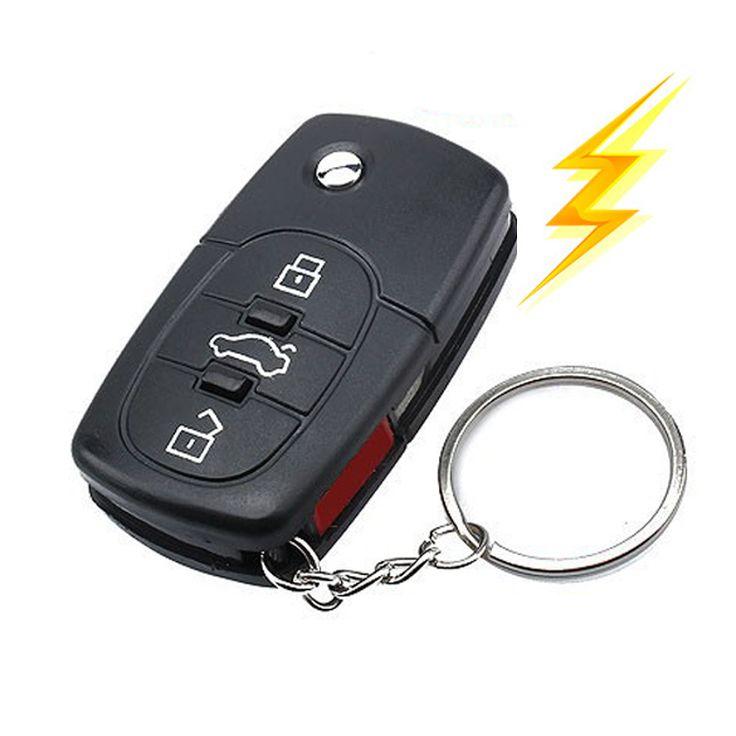 実用ジョーク車のおもちゃ電気ショックギャグ車のリモコンキー面白いトリックジョークいたずらおもちゃギフト