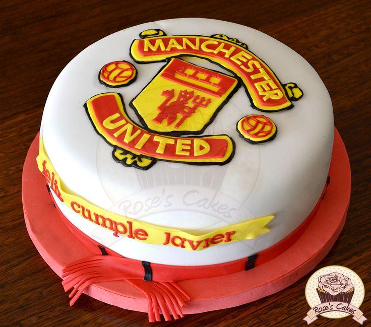 Torta Manchester United