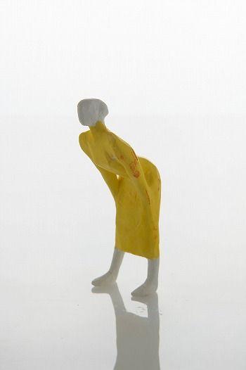 papier maché / sculpture
