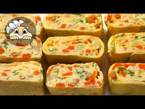 Korean Egg Roll: Gyeranmari (계란말이) - Hungry Gopher