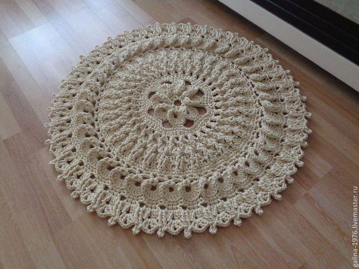 Вязаный текстиль для дома|Ковры|Пледы|Чехлы|