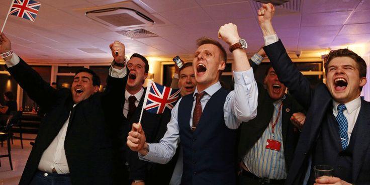 """Brexit : les Britanniques ont voté """"out"""" !"""