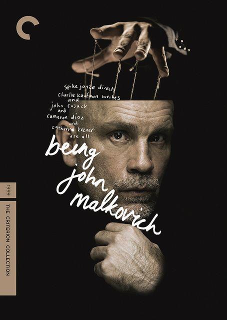 Being John Malkovich, poster by Heath Killen