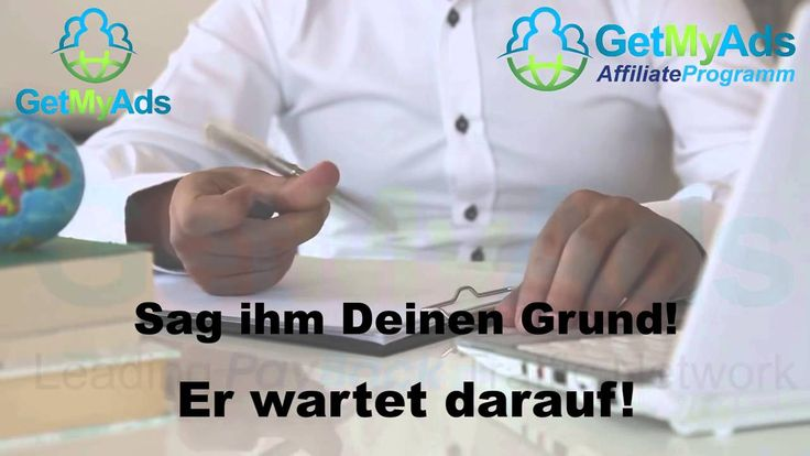 GetMyAds  Video Deutsch