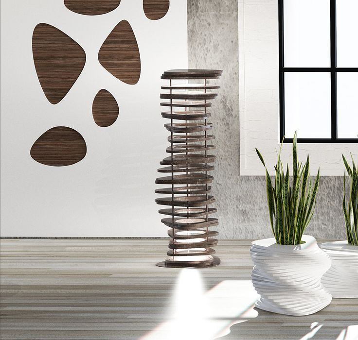 Lamp of Plectrum's Collection design by Stefania Tieri for Boffetto