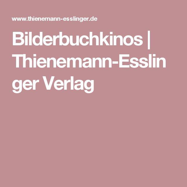 Bilderbuchkinos | Thienemann-Esslinger Verlag